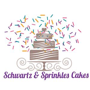Schwartz & Sprinkles Cakes